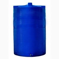 Емкость вертикальная двухслойная 17500 литров