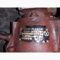 Мотор –редуктор МПО2М-10ВК28, 2. 15/50ди. Р80В4У3. Мкр.-30кгм. 87кг. без двигателя. -1шт