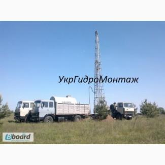 Бурение скважин на воду, для воды в Днепропетровской области и вся Украина