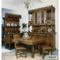 Покупаем старинную мебел