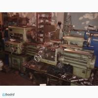 Продам 1К62 токарный станок хорошее состояние после ревизии