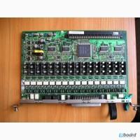 Плата расширения Panasonic KX-TDA0174XJ для KX-TDA/TDE, SLC 16 EXT Exp