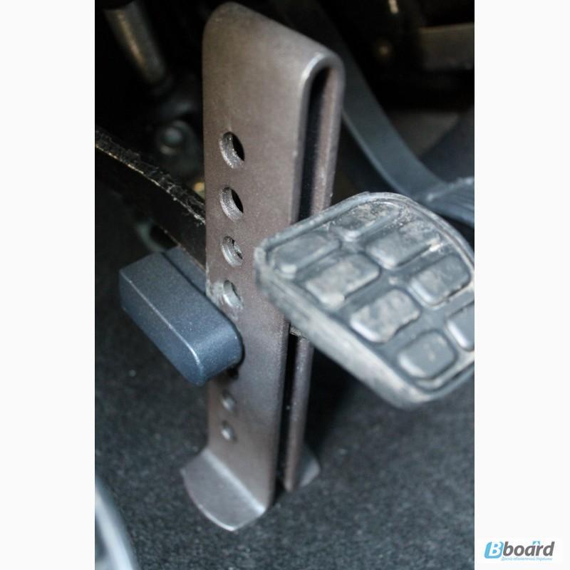 Механическая блокировка педалей автомобиля своими руками 69