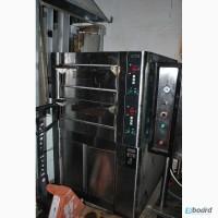 Кондитерская печь бу двухкамерная, BDE2 от Zanussi + расстройка Zanussi