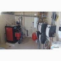 Монтаж котельных, систем отопления, водоснабжения Киев