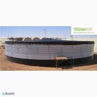 Сборные резервуары, большие емкости на 100 м3 и более