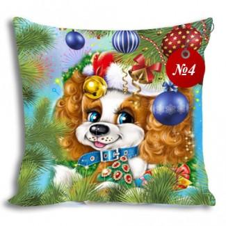 Подушка Новогодняя декоративная