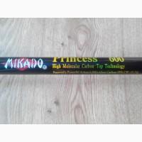 Продам маховое удилище MIKADO Princess 600 (новое)