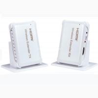 HDES09 HDMI Wireless Extender, до 30 м. Беспроводной удлинитель