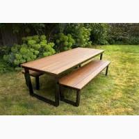 Изготовление садово-парковой мебели под заказ