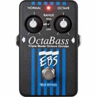 Бас-Гитарная/гитарная педаль эффектов EBS OctaBass