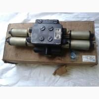 Гидрораспределитель 2РЭ50-00 (73.00.00.000В) (Дон-1500) электромеханический (2 секции)