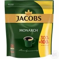 Высшее качество! Jacobs Monarch/ Якобс Монарх 400г
