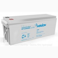 AGM аккумуляторы глубокого цикла 12В на 100 и 200 ампер часов