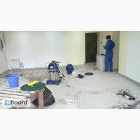 Уборка квартир, домов после ремонта в Харькове