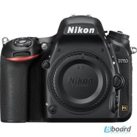 Nikon D750 Цифровые зеркальные камеры + AF-S Nikkor 24-120 мм