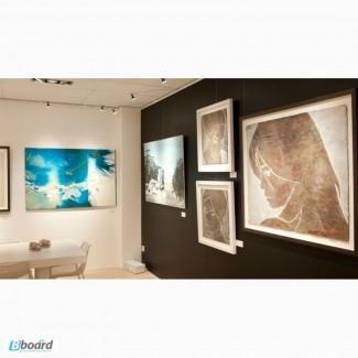 Система для подвеса картин с подсветкой Combi Rail Pro Light