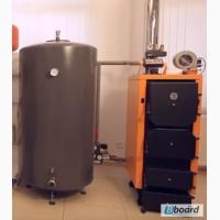 Емкость, бак теплоаккумулирующий для отопления, водоснабжения
