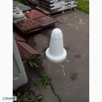 Продам крышки на забор из бетона