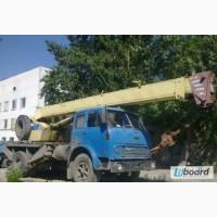 Автокран МАЗ, автокран КРАЗ, автокран ЗИЛ 133