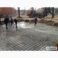 Упрочнение бетонных полов по американской технологии
