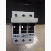Разъединитель - предохранитель fuse holder - GK1 - 3 poles - 32 A