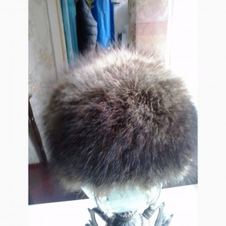 Продам шапку - из натурального меха
