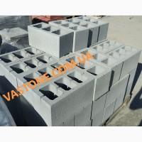 Шлакоблок из отсева (строительный блок, стеновой бетонный)