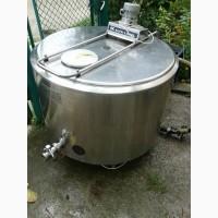 Молокоохолоджувач Б/У ALFA LAVAL на 300 литров открытого типа