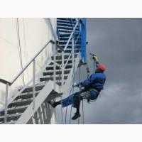 Услуги по механизированной Покраске стен и потолков на любой высоте