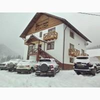 4 Поляниця новий міні-готель з каміном на 8 номерів