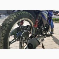 Мотоциклы, Дорожный мотоцикл Musstang Region MT150
