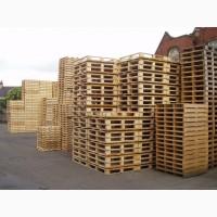 Продаем по хорошей цене поддоны, ящики, деревянная тара