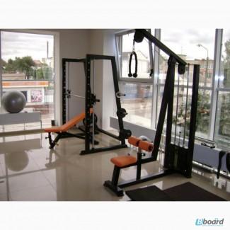 Силовые тренажеры для фитнес клубов и тренажерных залов