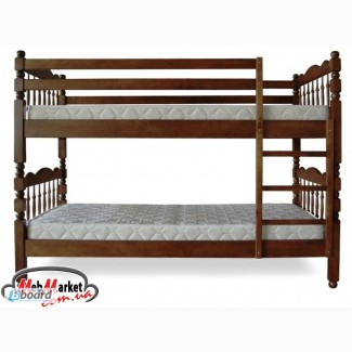 Деревянная кровать Трансформер-2