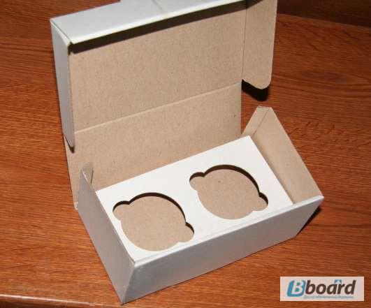 Как сделать коробочки для кексов
