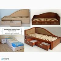 Кровать детская деревянная от производителя ЧП Калашник