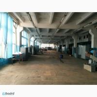 Здаємо в оренду приміщення під промислового, складського призначення м. Шулявская