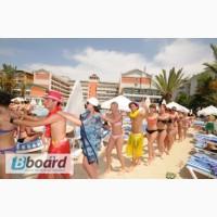 Аниматоры в отель Euphoria Palm Beach Resort Турция