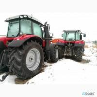 Трактора Massey Ferguson модели 7716, 7616 и 7620 В Украине