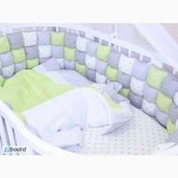 Бисквитный набор в кроватку