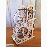 Механический-Деревянный 3D Конструктор – Силомер