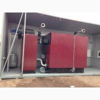 Котельная установка под ключ с ручной/автоматической загрузкой топлива ( БТК )
