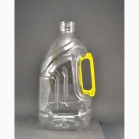 ПЭТ бутылка (масло подсолнечное)