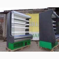 Холодильная горка б/у Росс 1, 36 м., холодильный регал б/у