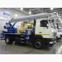 Продажа новых автовышек ВИПО-28 на шасси МАЗ-5340С2