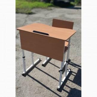 Парта ученическая, школьные парты –трансформеры, комплект парта и стул
