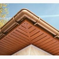 Монтаж подшивы крыши и водосточных систем по Одессе и Одесской обл