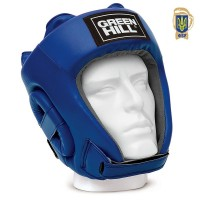 Боксерский шлем UBF Green Hill