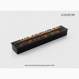Автоматический биокамин Dalex 1500 ТМ Gloss Fire